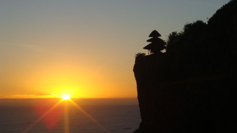 Ulu-Watu-sunset